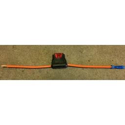 Fuse Holder Regular Standard Blade Size Inline 12AWG