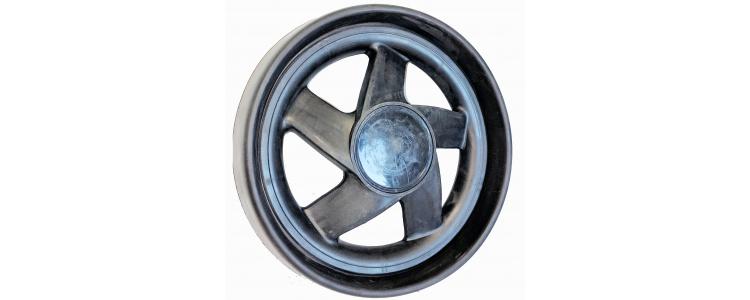 Wheel Golf Cart 9 inch 3/4x3