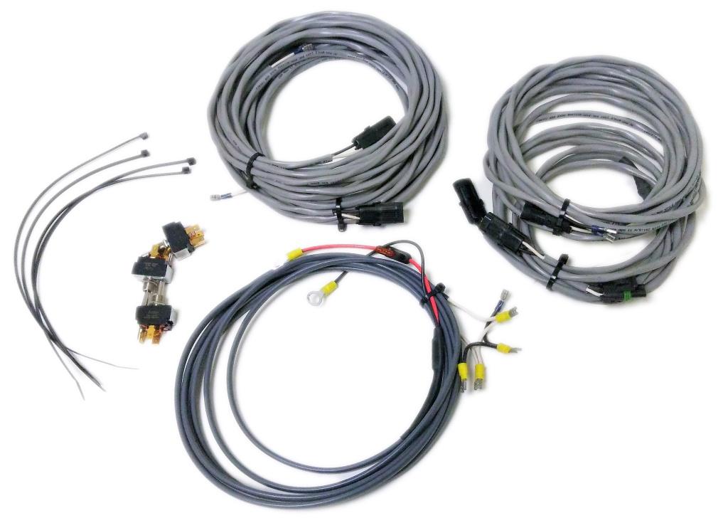 Wiring Harness Jdhd 200 W  Ts Pre2009