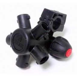 Nozzle Body 5-way Arag 4064947