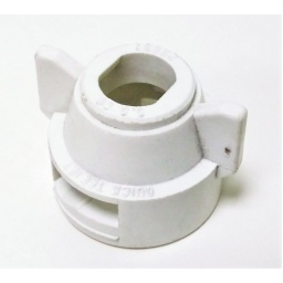 Cap TJ-NB, White Wide, Quick Teejet 25597
