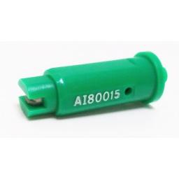 Teejet Tip AI-80015VS Air Ind Green