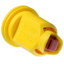Albuz Tip CVI Twin- 11002 Air Ind Yellow