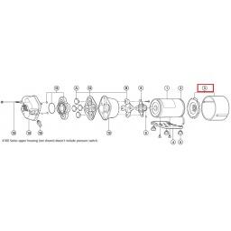 Repair Kit Flojet Back Cover 20132-005