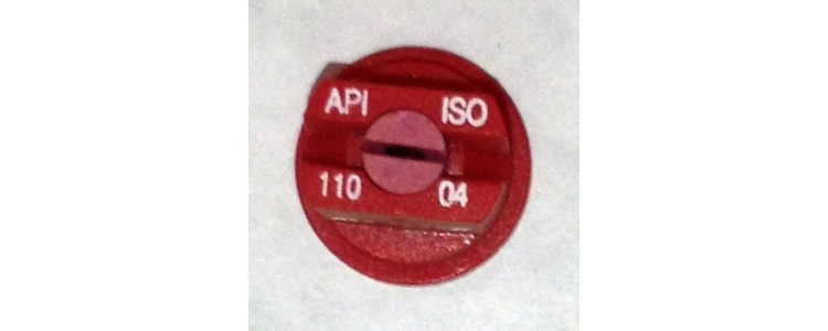 Albuz Tip API-11004 Red
