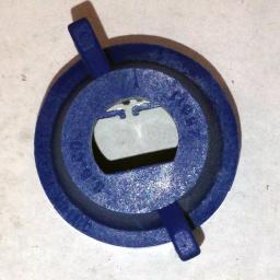 Cap TJ-NB, Blue Quick TeeJet Cap 25611