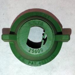 Cap Set TJ-NB Green, Large Cap. Quick TeeJet Cap 25609