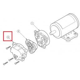 Repair Kit 7812 Upper Housing, Delavan Pumps