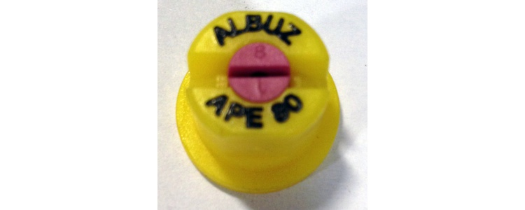 Albuz Tip APE-80 Yellow
