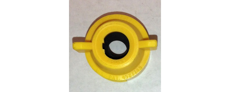 Cap Set TJ Floodjet Flanged Quick TeeJet Cap 25599