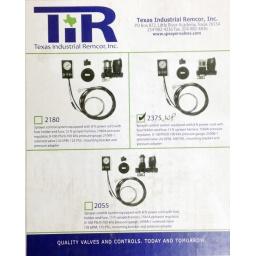 Control System 1 Elec Solenoid LP LV, TIR 2375.WP Sprayer Control System