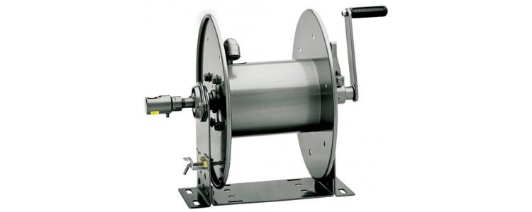 Hannay 1000 Series 1014-14-16 Compact Manual Rewind Hose Reel