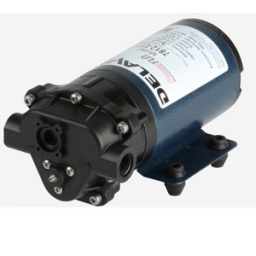 "Delavan 12VDC Pump 7812-111E (bypass) 2.0 gpm 3/8"" FNPT Powerflo"