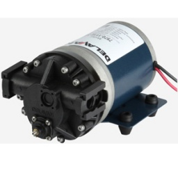 Delavan Pumps 7870-111Y PowerFLO Electric Diaphragm Pump (Bypass) with Weatherproof Electric Connector