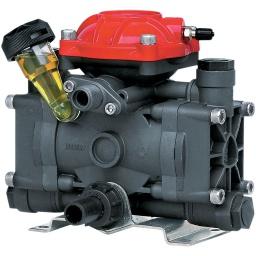 AR252 - 650 RPM - Semi-Hydraulic Two Diaphragm Pump