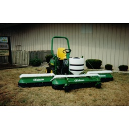 12ft/3.5m Front Mount Sprayer