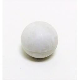 Ball Flow Indicator Polyprop, White
