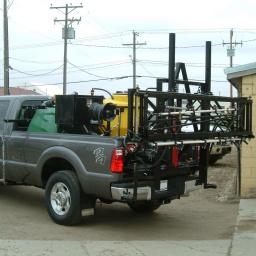 Truck Sprayer 16m Boom