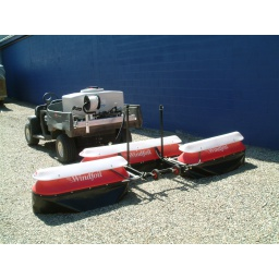 Windfoil 10` 3 Section Tow Boom