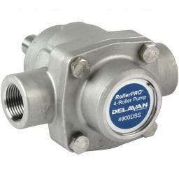 Delavan 4900 Series Roller Pump  4900DSS