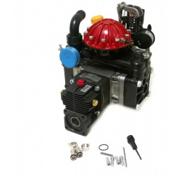 AR50 Diaphragm Pump w/ Gearbox & Regulator AR50-GR3/4-GCI