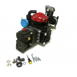 AR30 - Diaphragm Pump w/ Gearbox & Regulator AR30-GR3/4-GCI